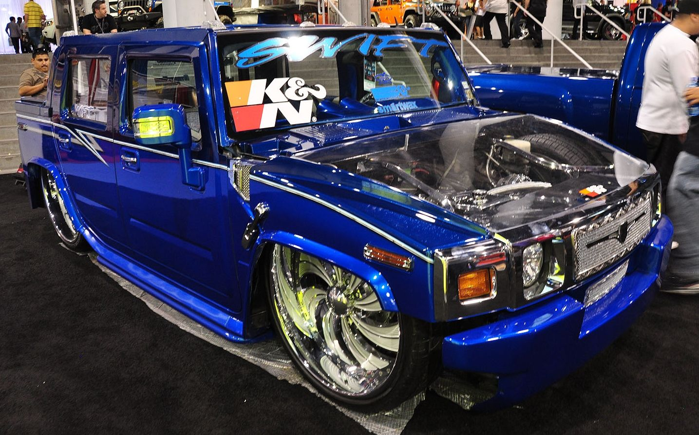Hummer H2 Low Rider Used Daewoo Cars