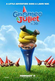 Gnomeo V Juliet