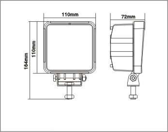 272181462716 additionally 2012 Polaris Rzr Wiring Diagram besides 2008 F550 Superduty Fuse Box together with Yamaha Kodiak 450 Winch Wiring Diagram likewise H3 With Led Lights. on 4x4 led light bar wiring diagram