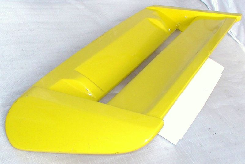 BOMEX Rear roof lid Wing Spoiler Honda EK9 EK CIVIC CTR type R