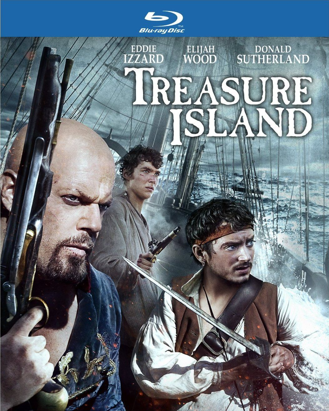 Treasure Island (2012) - 720p HD Mkv - ESiR